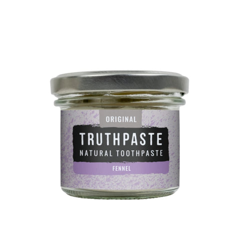 Truthpaste Charcoal & Fennel 100ml