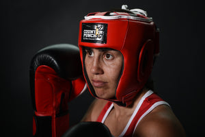 Amateur Boxing Head Gear