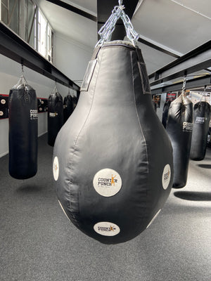"""NEW"" Teardrop Boxing Bag with 12 Targets"