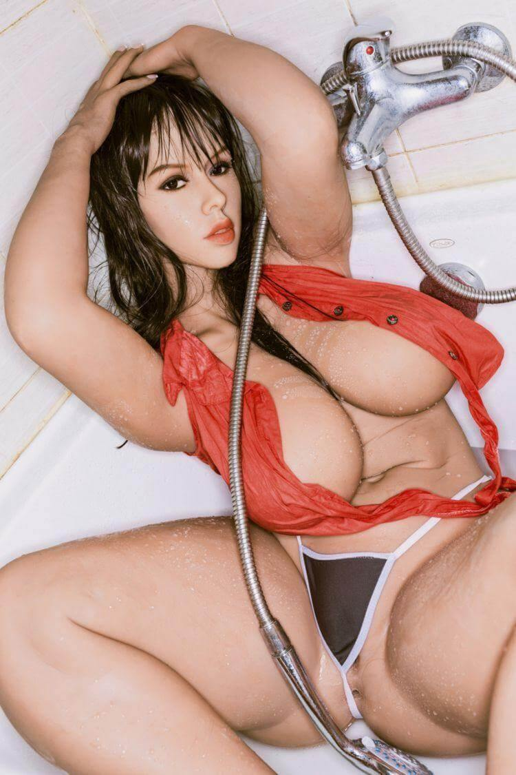 163cm Full Size Realistic Adult BBW Sex Doll