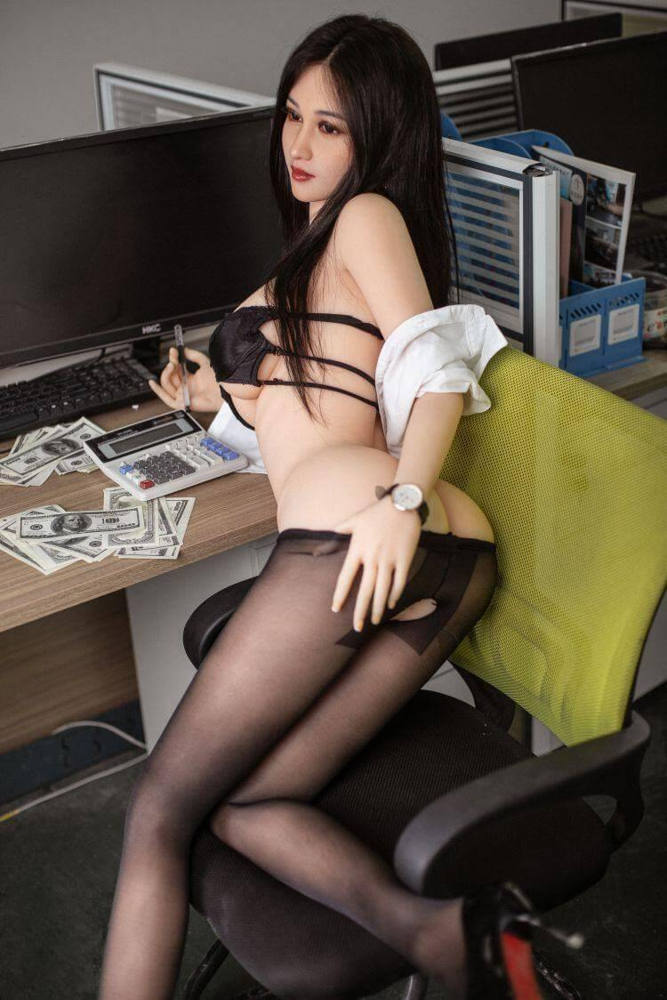 165cm Japanese Sex Dolls Private Secretary