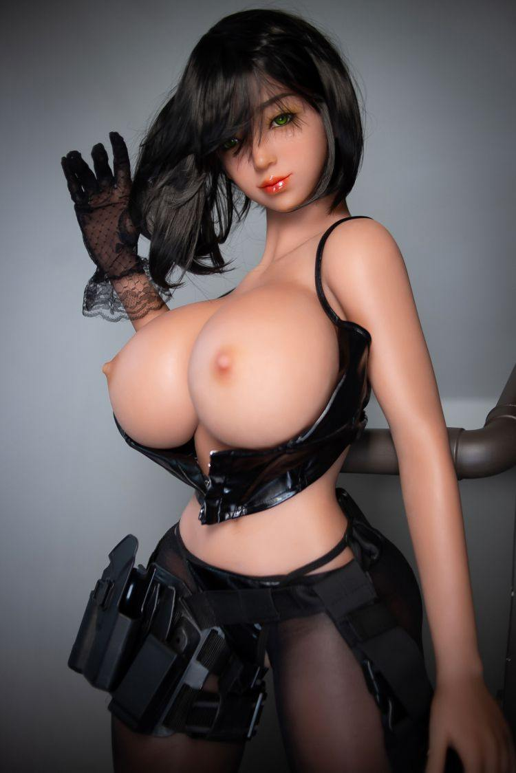 153cm New Huge Breast Japanese Real Sex Doll for Men