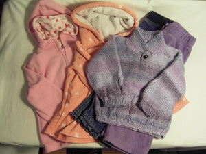 Comfy Cozy Set: Girls Winter 18 months