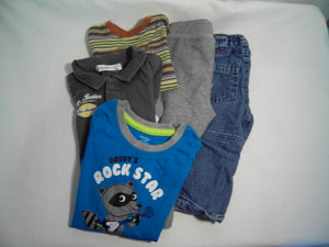 Comfy Cozy Set 12-18 Boys