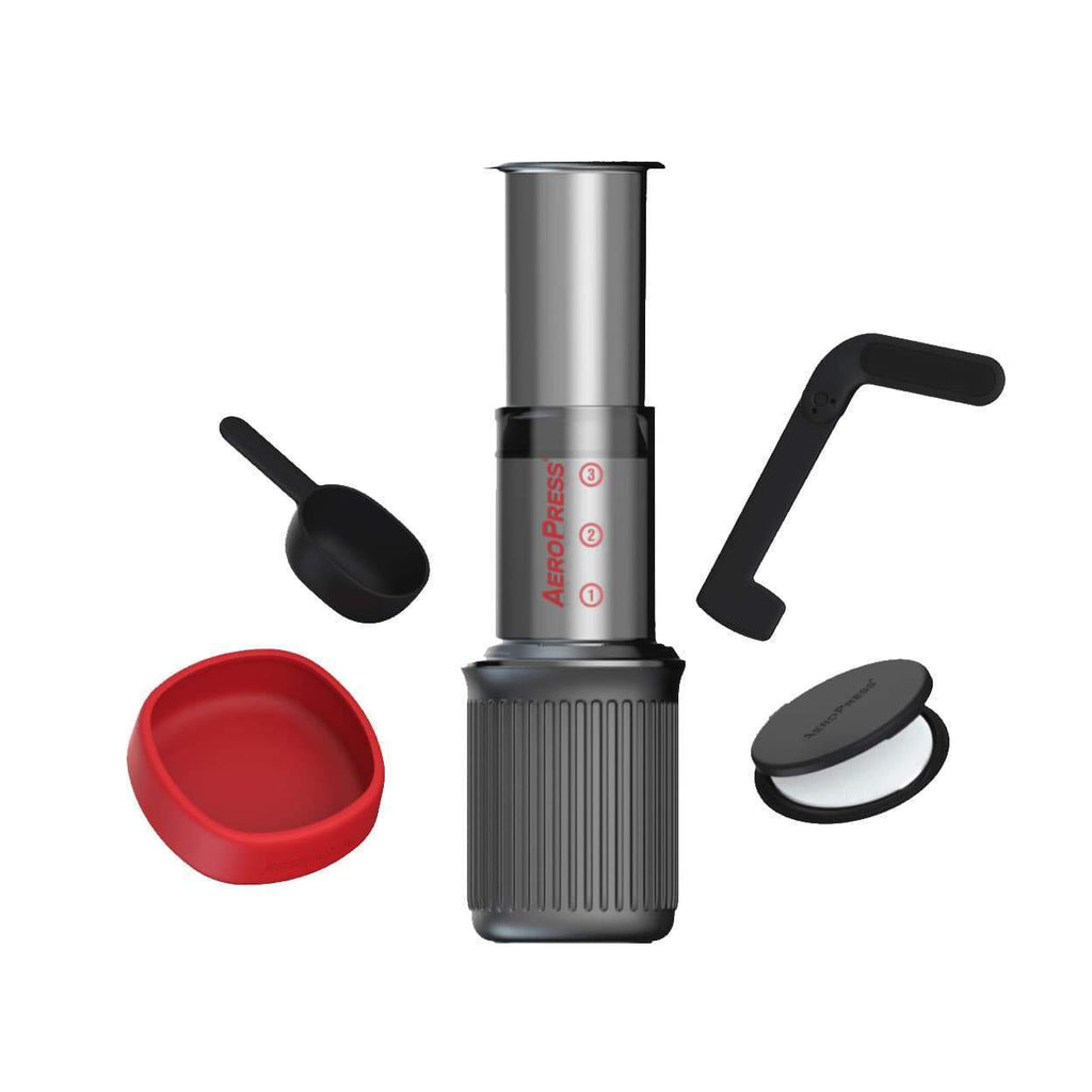 travel coffee press