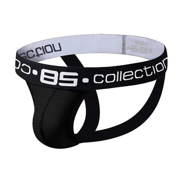 Jockstrapstore BS139-black / L / 1pc Jockstrap