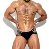 Jockstrapstore BS3501-Black / L / 1pc Briefs Panties