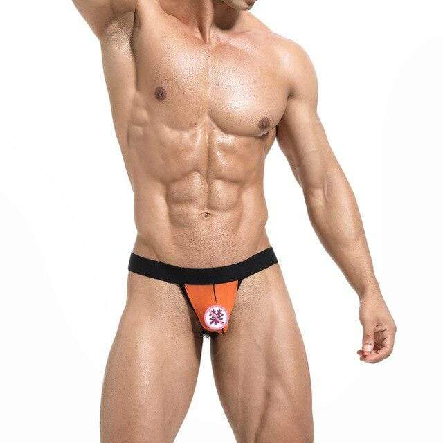 Jockstrapstore Coral Red / S / China, 1pc Jockstrap