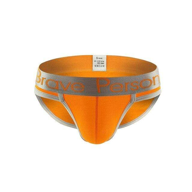 Jockstrapstore Orange / L / 1pc Jockstrap