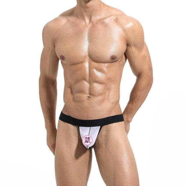 Jockstrapstore White / M / China, 1pc Jockstrap