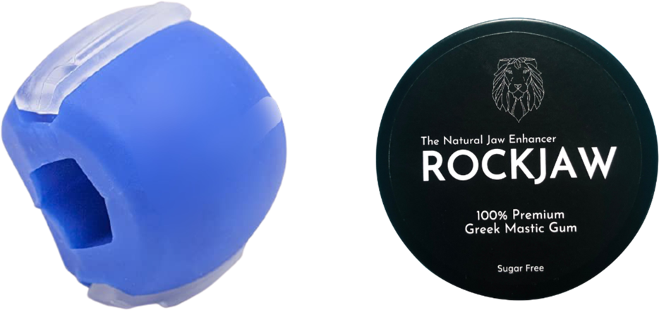 Why choose ROCKJAW Mastic Gum? The best jawline gum on the market.