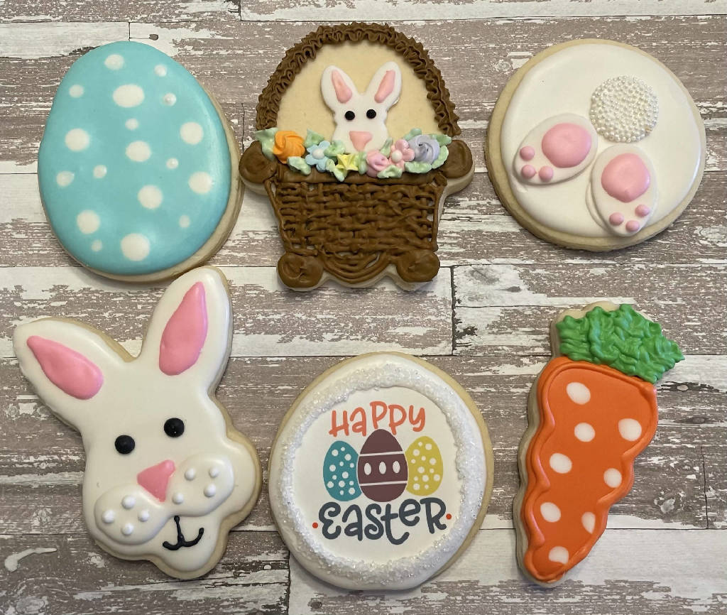 Easter Cookies- by the dozen
