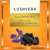 Facial Treatment Pack- Anti Acne Activated Charcoal