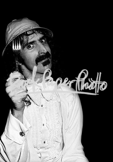 Frank Zappa by Richard E. Aaron