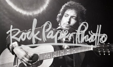 Bob Dylan by Chuck Pulin