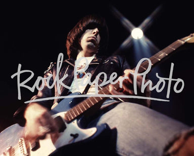 Johnny Ramone by Gus Stewart