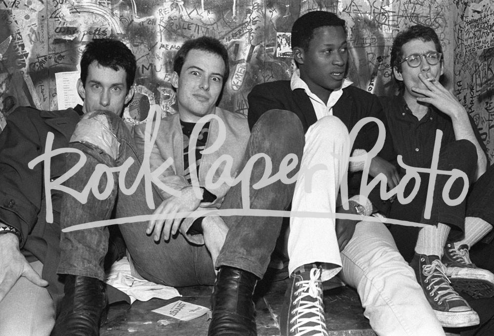 Dead Kennedys by Chester Simpson