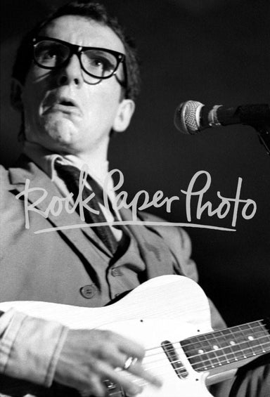 Elvis Costello by Chester Simpson
