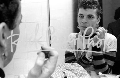 Ian Dury by Chester Simpson