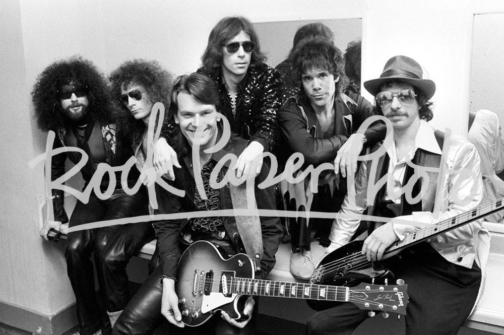 J. Geils Band by Chester Simpson