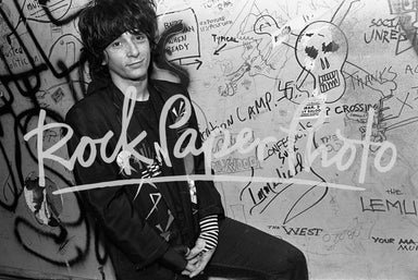 Johnny Thunders by Chester Simpson