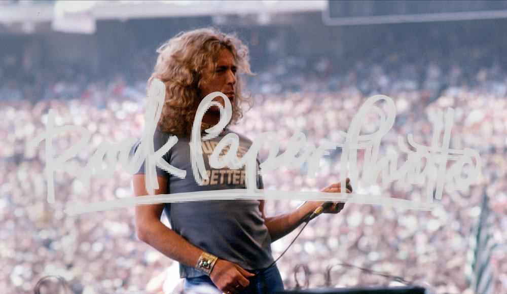 Robert Plant by Chester Simpson