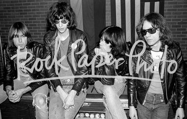 The Ramones by Chester Simpson