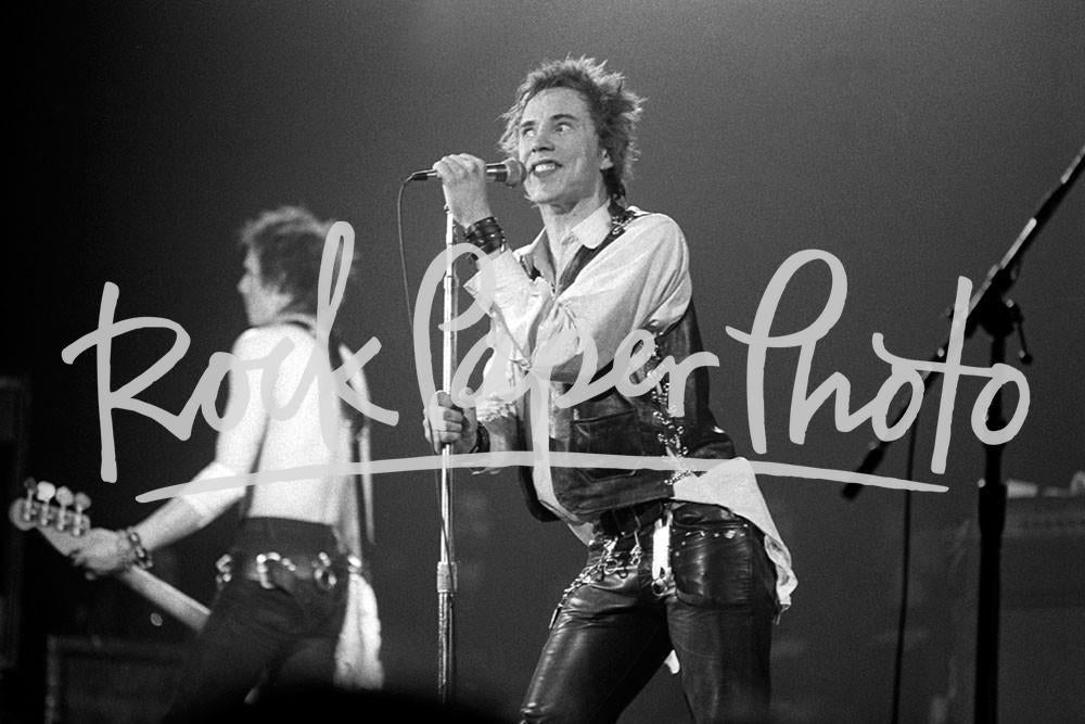 The Sex Pistols by Chester Simpson