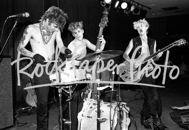 Stray Cats by Chester Simpson