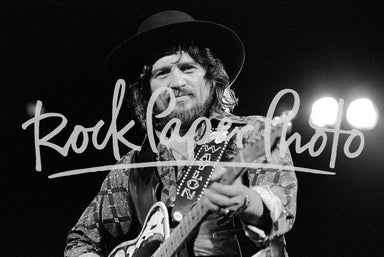 Waylon Jennings by Chester Simpson