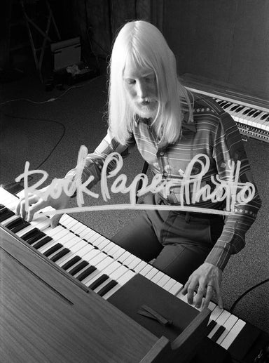 Edgar Winter by Len DeLessio
