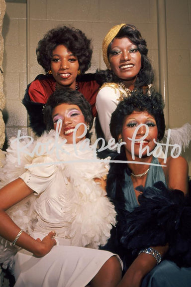The Pointer Sisters by James Fortune
