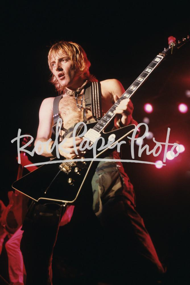 Phil Collen by Mark Weiss