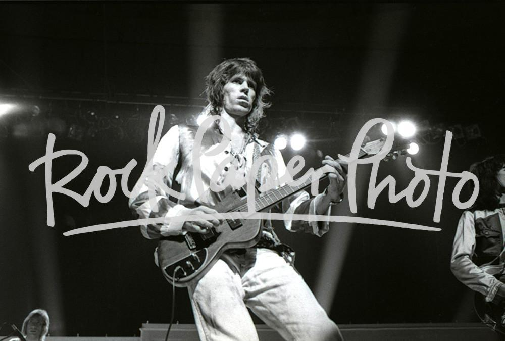 Keith Richards by Robert M. Knight