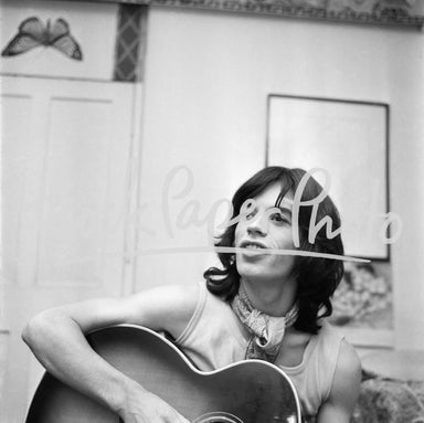 Mick Jagger from AP Collection