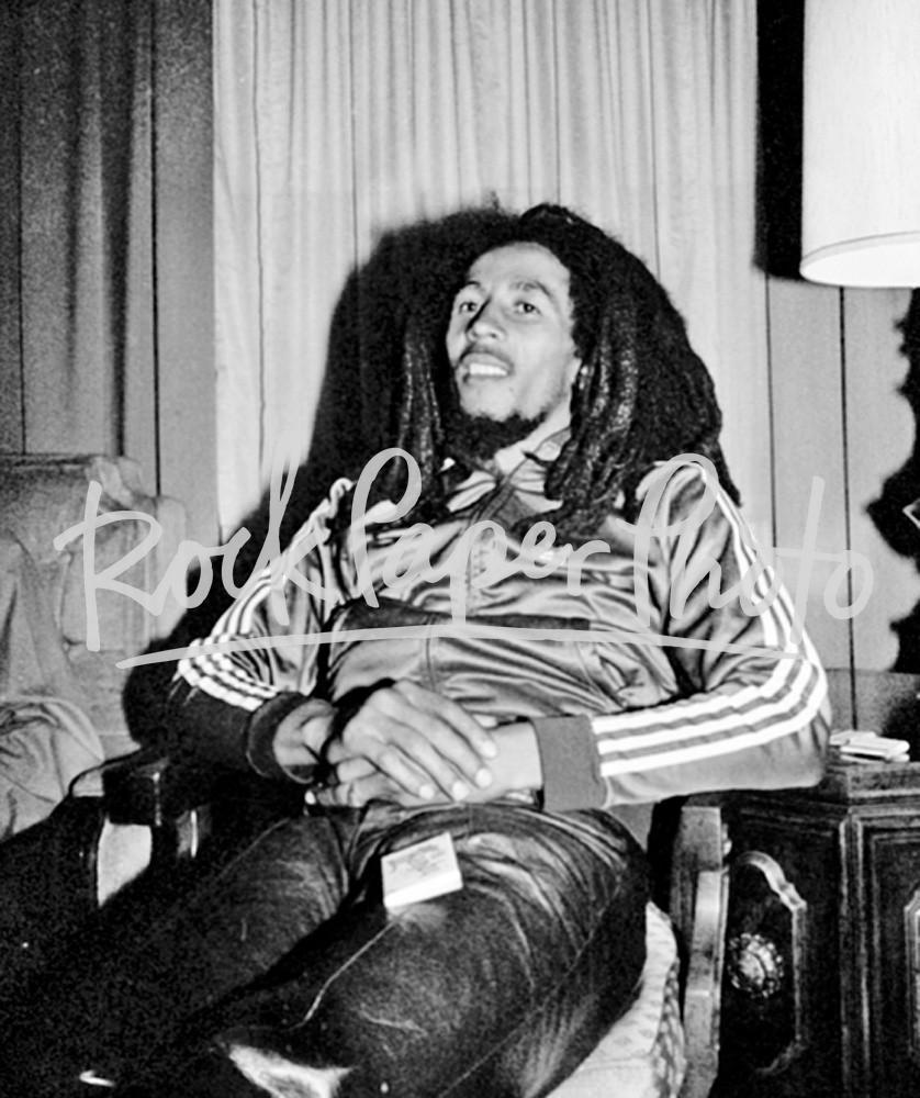 Bob Marley by Bobby Bank