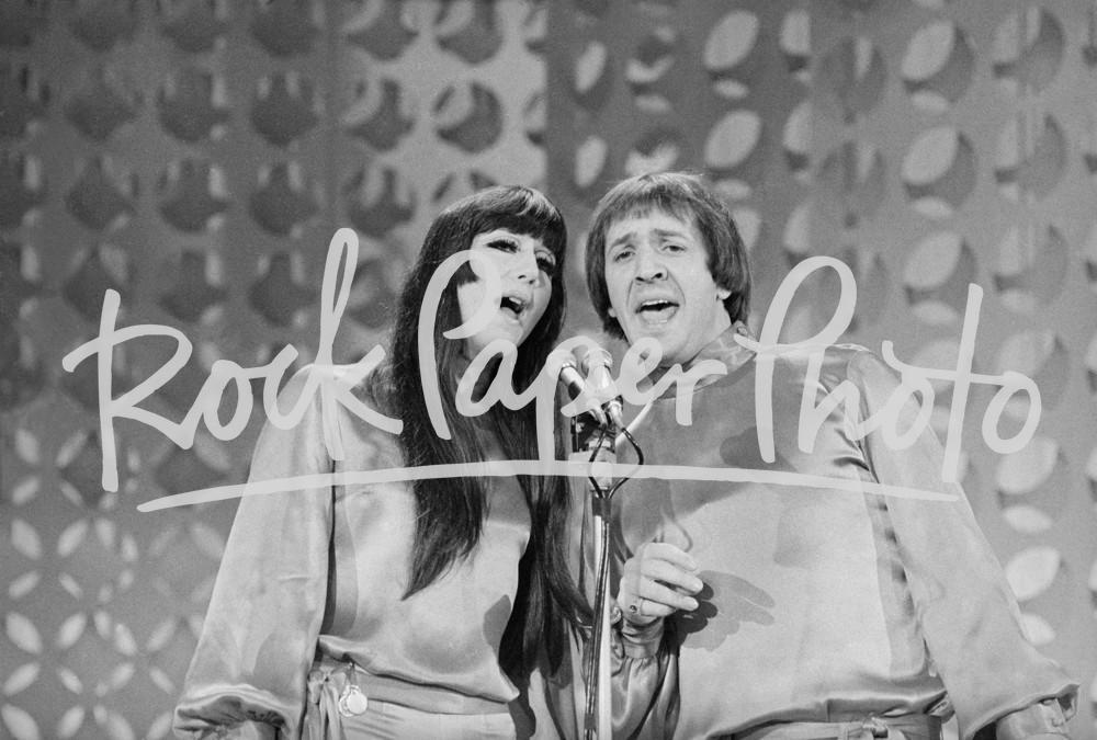 Sonny & Cher from AP Collection