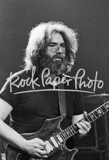 Jerry Garcia by Dean Simmon
