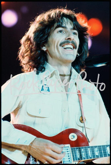 George Harrison by Andrew Kent