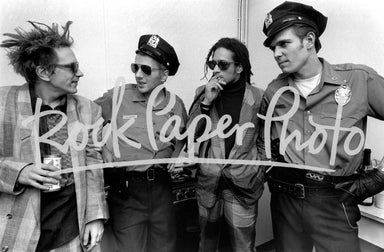 Big Audio Dynamite by Adrian Boot