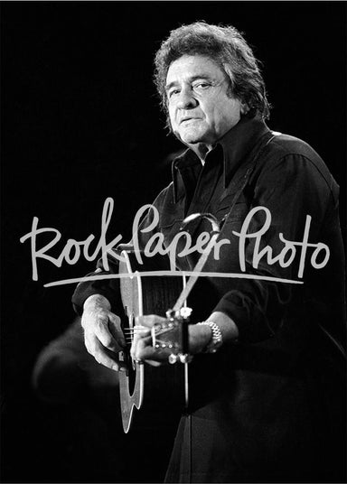 Johnny Cash by Art Meripol