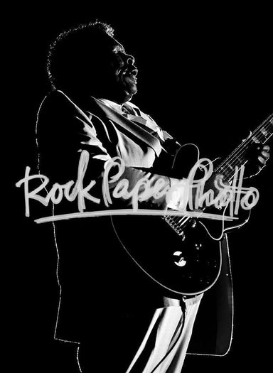 B.B. King by Art Meripol