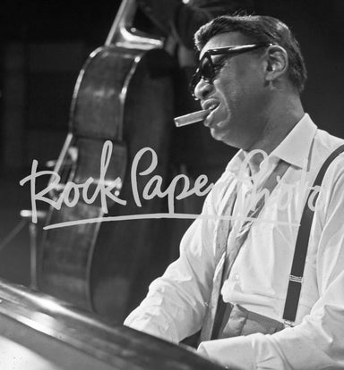 Earl Hines by Lee Tanner
