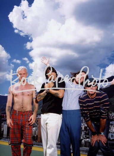 Red Hot Chili Peppers, Caracas, 2002