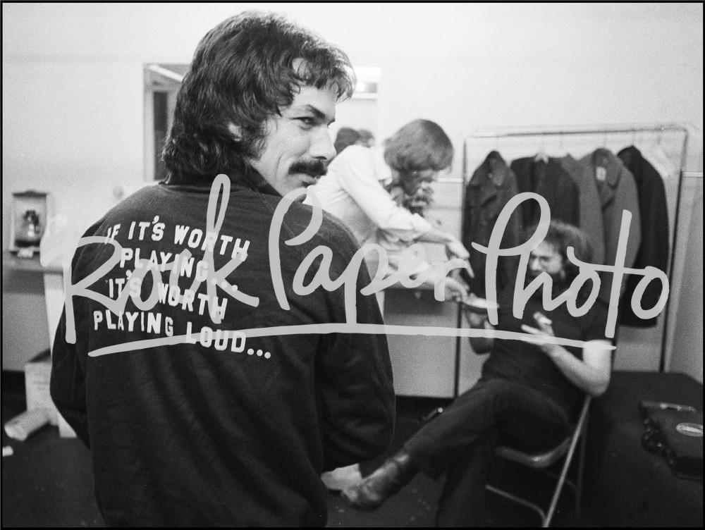 Mickey Hart By Peter Simon