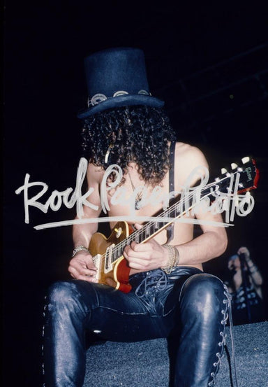 Slash, Pasadena 1987