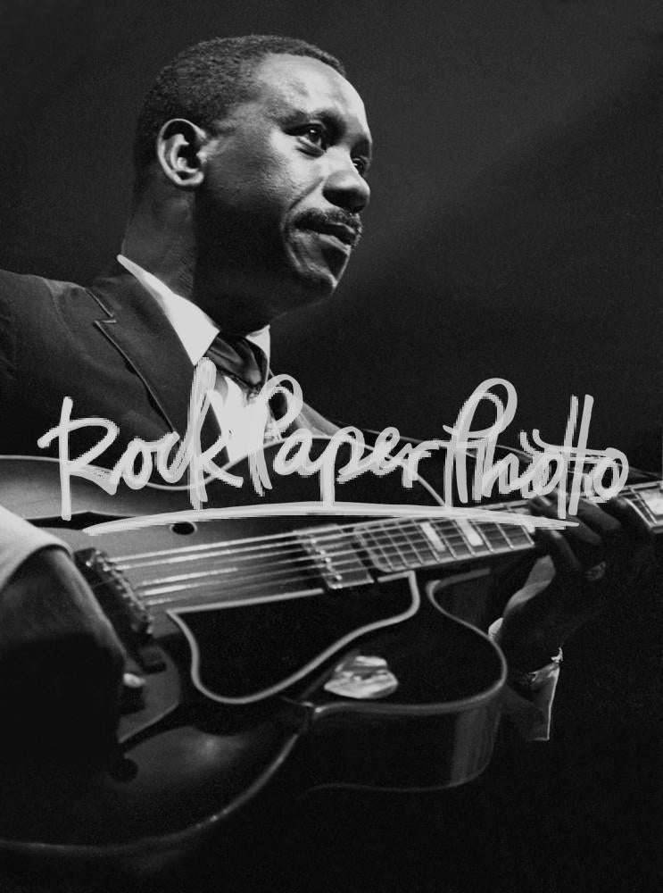 Wes Montgomery by Thomas Copi