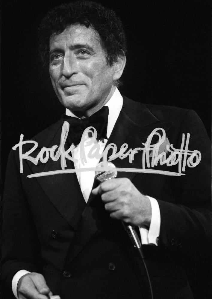 Tony Bennett by Thomas Copi
