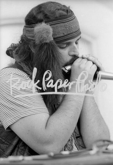 "Ron ""Pigpen"" McKernan by Thomas Copi"
