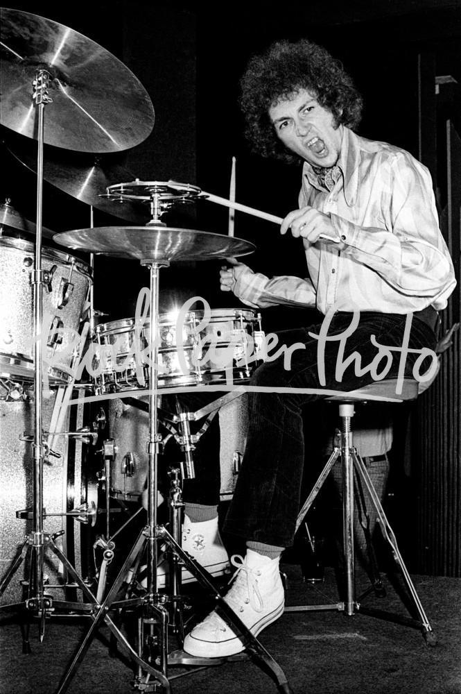 Mitch Mitchell by Thomas Copi